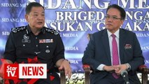 IGP on Penang deputy CM: Old issue with LTTE