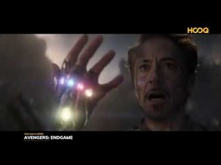 New HOOQ Pricing - Avengers: End Game