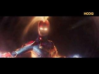 Captain Marvel ON HOOQ!
