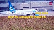 Aigle Azur, XL Airways : série noire pour les compagnies françaises