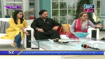 Salam Zindagi With Faysal Qureshi - Parveen Akber & Rabia Kalsoom -  20th September 2019