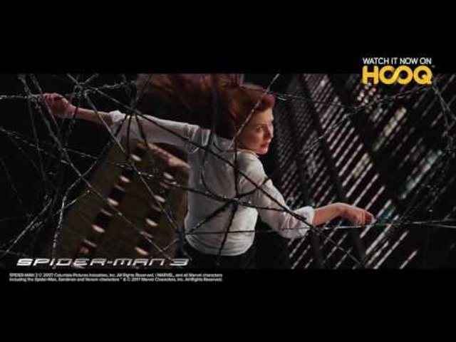 Watch now! Spider-Man is on HOOQ!