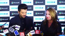 Anil Kapoor & Peggy Johnson Announced Of Microsoft A Collaboration With Eros Now 2
