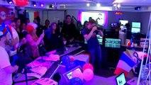 Aslove mixe dans Bruno dans la radio (20/09/19)