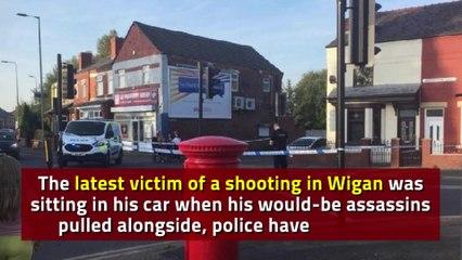 """Wigan shotgun victim's injuries now said to be """"life-changing"""""""