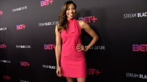 "Ciera Payton ""The Oval"" BET+ Launch Party Red Carpet"