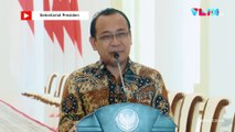 VIDEO: Jokowi Tunjuk Hanif Dhakiri Jadi PLT Menpora