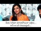 Manchu Lakshmi speech on Wife of Ram movie