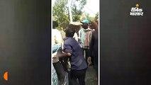 बेटे का इलाज कराने जा रहे माता-पिता को भीड़ ने पीटा