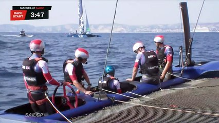 2019 Marseille SailGP LIVE  Practice Day  SailGP