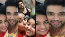 Erica Fernandes MISSING from Kasauti Zindagi Kay star Parth Samthaan's house party | FilmiBeat