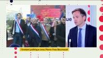 """VIDÉO. Pierre-Yves Bournazel, député Agir de Paris et candidat déclaré aux municipales de Paris : """"Je veux une alternative à Madame Hidalgo pour Paris."""""""
