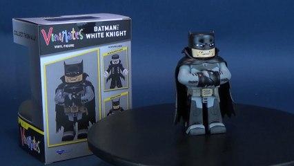 Diamond Select Toys Batman White Knight Vinimates Review