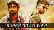 Hrithik Roshan's AMAZING TRANSFORMATION From Super 30 To War