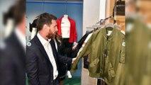 Lionel Messi salta a la moda y presenta su propia marca de ropa