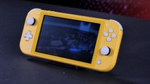 Quelles sont les différences entre la Nintendo Switch et la version Lite ?
