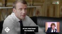 Emmanuel Macron répond aux gilets jaunes dans «Times» - ZAPPING ACTU DU 20/09/2019