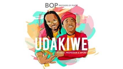 Brothers of Peace - Udakiwe