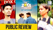 The Zoya Factor PUBLIC REVIEW | Sonam Kapoor, Dulquer Salmaan