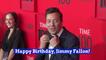 Jimmy Fallon Celebrates His Birthday