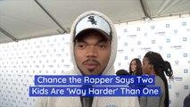 Chance The Rapper On Having Kids