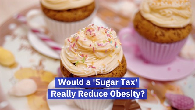 What Would Happen With A Tax On Sweets
