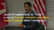 Après l'affaire du blackface, Justin Trudeau présente ses excuses