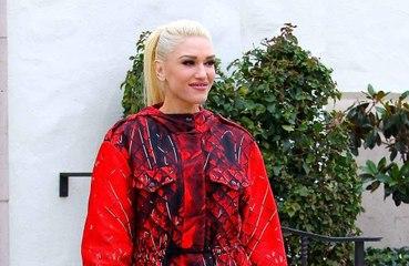 Gwen Stefani's 'devastation' at son starting school