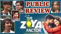Public Review    The Zoya Factor   Sonam Kapoor Ahuja, Dulquer Salman