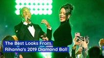 Rihanna's Look At The 2019 Diamond Ball