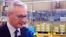 """""""Je souhaite l'implantation d'une future usine de batterie dans l'Est"""""""