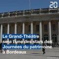 Journées du patrimoine: Cinq anecdotes que vous ne connaissiez (peut-être) pas sur le Grand-Théâtre de Bordeaux