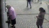 Une dame de 81 ans se fait agresser mais ne se laisse pas faire