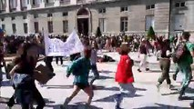 Chambéry : plus de 500 personnes à la Marche pour le climat