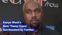 Here Are 'Yeezy Crocs'
