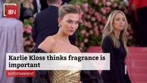 Karlie Kloss Takes Fragrance Seriously