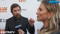 "Christian Bale's Advice for Batman Robert Pattinson ""haters hated Heath Ledger too"""