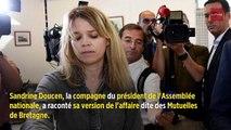 Affaire Ferrand : Sandrine Doucen a échappé à la mise en examen
