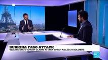 Burkina Faso : IS group claims the Koutougou attack