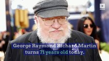 Happy Birthday, George R.R. Martin!