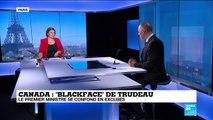 Le blackface choque partout, pas qu'en Amérique du Nord