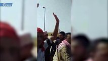 مظاهرات تطالب بخروج ميليشيا أسد من شرق دير الزور