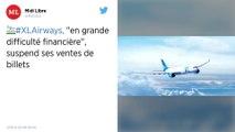XL Airways : La compagnie aérienne «a besoin de 35 millions pour repartir», selon son PDG
