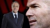 يورو بيبرز: بيريز يستعد لاقالة زيدان وتعيين نجم سابق مكانه