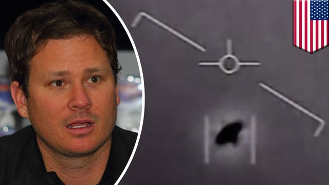 U.S. Navy confirms UFO vids posted by Blink182 rocker is 100% real