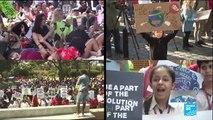 Grève mondiale pour le climat : une journée de manifestations mondiales inédite