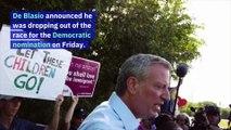 NYC Mayor Bill de Blasio Drops His 2020 Presidential Bid