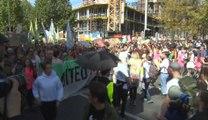 Manifestation pour le climat: 15.000 personnes dans les rues de Bruxelles ce 20 septembre 2019