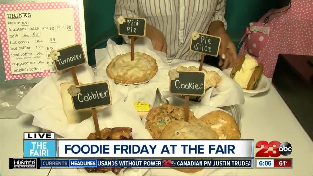 Foodie Friday: Pies at Willamette