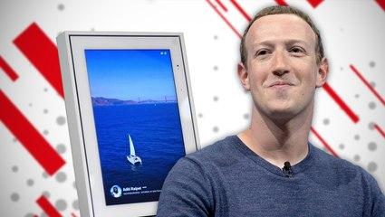Facebook veut installer une caméra chez vous - Tech a Break #25